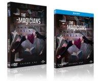 """Syfy: Des coffrets bluray de la saison 1 de """"The Magicians"""""""