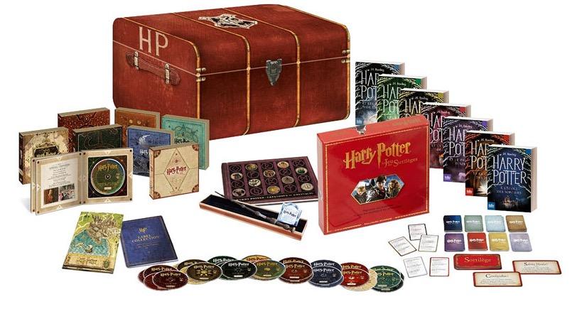 "Code promo L'Express : 1 coffret Blu-ray ""Harry Potter - L'intégrale"" en Édition Prestige à gagner"