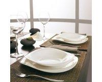 Delamaison: L'art du blanc : -25% sur une sélection d'assiettes, de services de table...