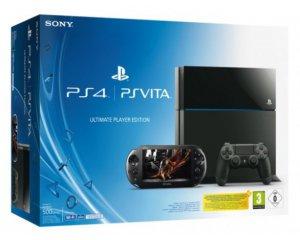 Micromania: Pack PS4 500 Go + PS VITA pour 349,99€