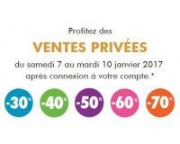 GÉMO: Ventes privées : jusqu'à -70% sur les articles signalés