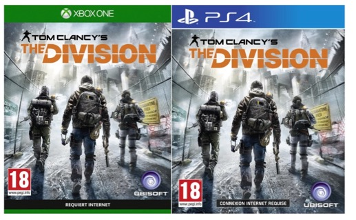 Code promo Amazon : Tom Clancy's The Division à 19,90€ sur Xbox One et 19,99€ sur PS4