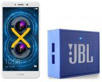 Darty: 1 smartphone Honor 6X acheté = 1 enceinte JBL offerte pour 1€ de plus
