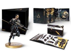 Auchan: Deus Ex : Mankind Divided - édition collector sur PS4 en soldes à 39€