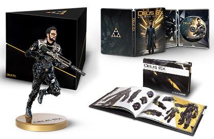 Code promo Auchan : Deus Ex : Mankind Divided - édition collector sur PS4 en soldes à 39€