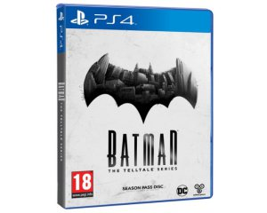 Base.com: Batman : The Telltale Series sur PS4 à 11,80€