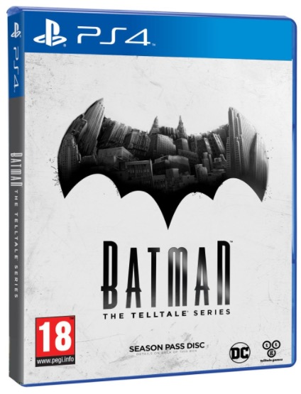 Code promo Base.com : Batman : The Telltale Series sur PS4 à 11,80€