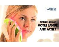 Minute Facile: 1 lampe anti acné Clear Lumie à gagner