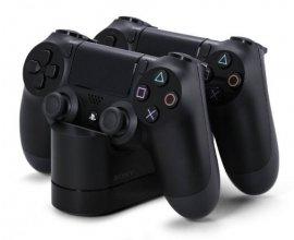Amazon: Système d'alimentation pour manette Dual Shock PS4 à 19,99€