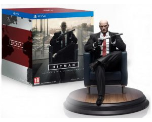 Amazon: Jeu PS4 Hitman - édition collector à 63,61€