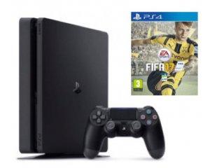 Micromania: Le jeu FIFA 17 offert pour l'achat d'une console PS4 Slim