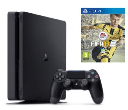 Code promo Micromania : Le jeu FIFA 17 offert pour l'achat d'une console PS4 Slim