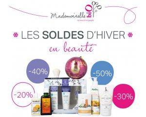 Mademoiselle Bio: 10% de réduction supplémentaire sur les articles soldés