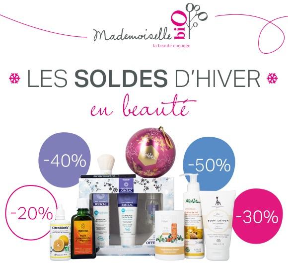 Code promo Mademoiselle Bio : 10% de réduction supplémentaire sur les articles soldés