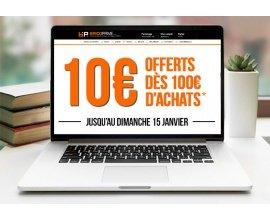Brico Privé: 10€ offerts en bon d'achat pour dès 100€ d'achat