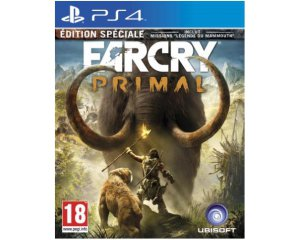 Amazon: Far Cry Primal Edition Spéciale sur PS4 à 19,99€