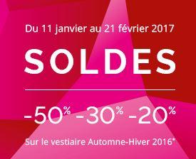 Code promo Jacadi : Soldes : jusqu'à -50% sur le vestiaire Automne-Hiver 2016