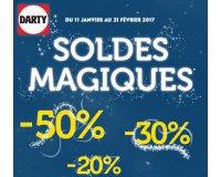 Darty: Soldes magiques : de nombreuses réductions sur une sélection d'articles