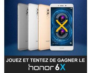 01net: 1 Honor 6X et des perches à selfies à gagner