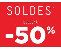 Promod: Soldes : jusqu'à -50% sur une sélection d'articles