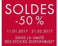 Swarovski: Soldes : -50% sur une sélection d'articles