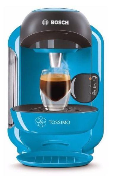 Code promo Cdiscount : Machine à café Tassimo Vivy Bleu clair Bosch TAS1255 à 29,99€