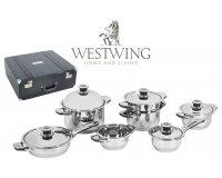 Westwing: La batterie de cuisine Gam'Hotel 12 pièces à 119€ au lieu de 515€