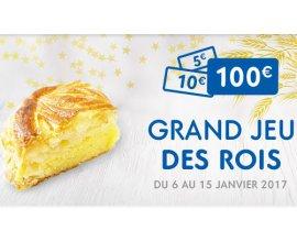 Carrefour Drive: Gagnez des bons d'achats et 100€ de courses par jour