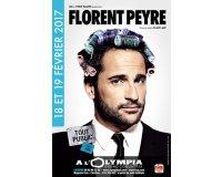 Rire et chansons: 6 places pour voir Florent Peyre à l'Olympia le 18/02 à gagner