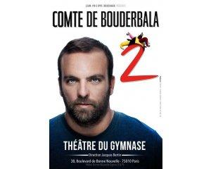 GQ Magazine: Des places pour le Comte du Bouderbala le 19/01 à Paris à gagner