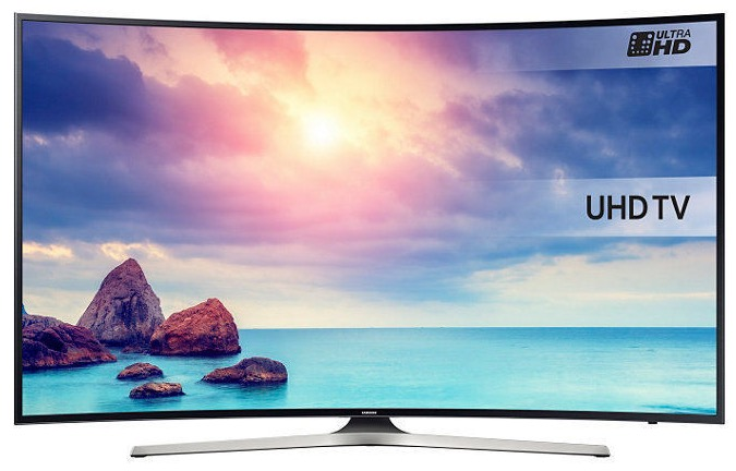 """Code promo Rue du Commerce : TV LED incurvée 40"""" 101cm SAMSUNG UE40KU6100 à 399€"""