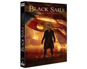 Ciné Média: Des DVD de la série Black Sails saison 3 à gagner