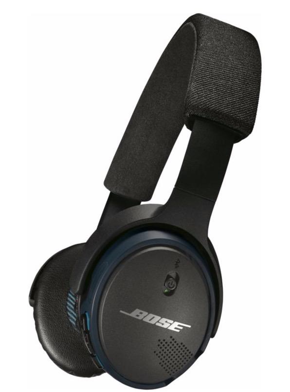 Code promo Boulanger : Casque supra-aural sans fil Bluetooth Bose SoundLink à 148€