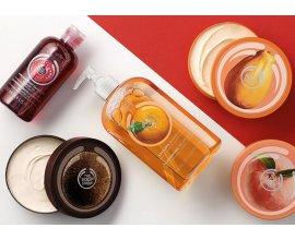 The Body Shop: Soldes : -50% sur une sélection d'articles + livraison gratuite dès 10€ d'achat