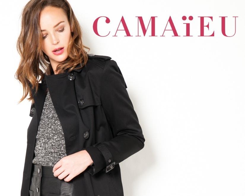 Code promo Camaïeu : Jusqu'à -20% supplémentaires dès 5 articles soldés achetés
