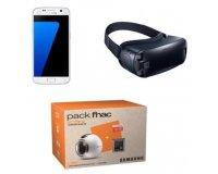 Fnac: Samsung Galaxy S7 + casque Gear VR + Camera Gear 360 à 599€ (dont 100€ via ODR)