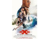 Cinéfil: Des places pour le film xXx : REACTIVATED à gagner