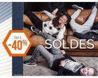 Kaporal Jeans: Soldes : - 40% sur une sélection d'articles