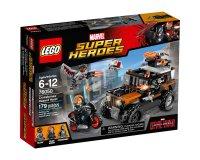Fnac: LEGO Marvel Super Heroes - L'attaque toxique de Crossbones - 76050 à 16,99€