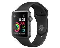 Cdiscount: Montre connectée Apple Watch Sport Noir 42mm Reconditionnée Grade A+ à 149€