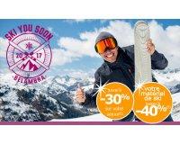 Belambra: Jusqu'à 30% de réduction sur votre séjour et jusqu'à -40% sur le matériel de ski