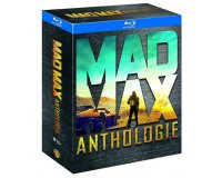 Fnac: Mad Max Anthologie en Blu-ray à 9,99€