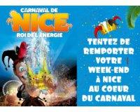 BFMTV: Un week-end tout compris à Nice pour assister au Carnaval à gagner