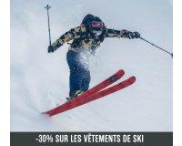 O'Neill: 30% de réduction sur les vêtements de ski