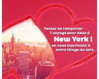 Nocibé: 1 voyage à New York et 10 coffrets Smartbox à gagner