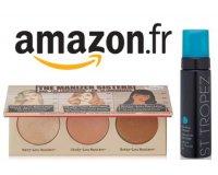 Amazon: 30% de réduction sur plus de 1000 produits de beauté de grandes marques