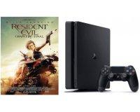 Gamecash: 1 console PS4 et des places de ciné pour Resident Evil: Chapitre Final à gagner