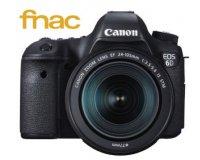 Fnac: 30€ offerts tous les 200€ d'achat sur les appareils photo Reflex & les objectifs