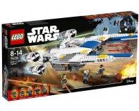 Oxybul éveil et jeux: Le vaisseau rebelle LEGO Star Wars U-wing Fighter à 50,39€ au lieu de 69,99€
