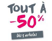 Darjeeling: 50% de remise dès 3 articles achetés